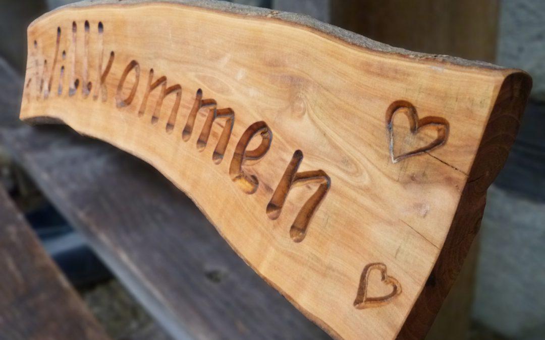 Herzlich Willkommen bei Allgäuer Holzschilder
